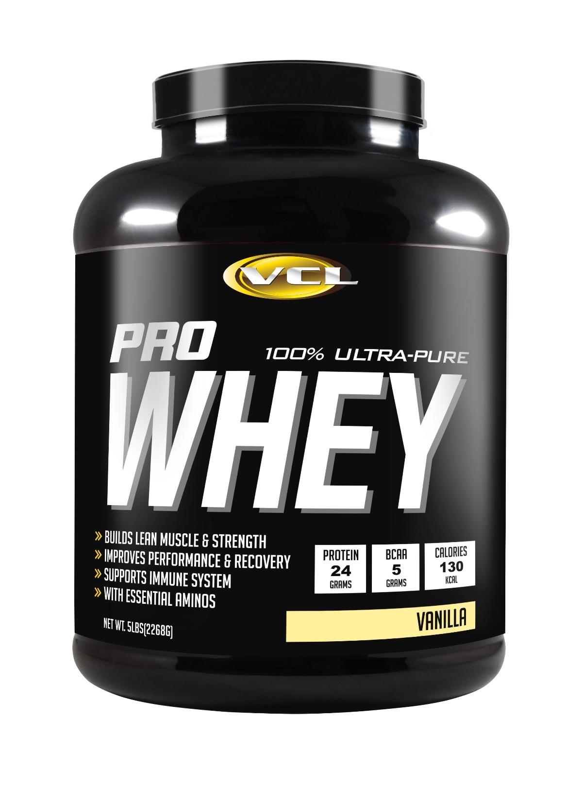 100% Whey Protein Pro Vanilla