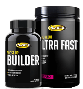 VCL Boost Up Builder and Workout Ultra Fast