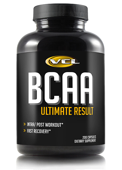BCAA Ultimate Result 200 Capsules