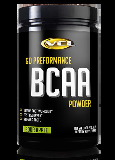 VCL BCAA GO PREFORMANCE SOUR APPLE