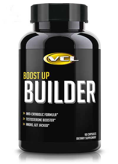 VCL BOOST UP BUILDER