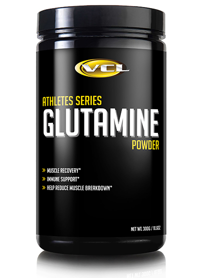 Athletes series glutamine powder
